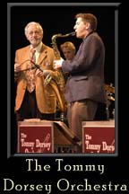 Click here to view images of The Tommy Dorsey Orchestra featuring Buddy Morrow at the Mable House Amphitheatre